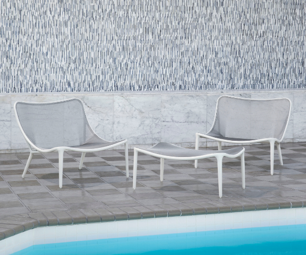 Cloud Nine contemporary furniture collection by Brown Jordan